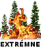 Fire Weather Index: EXTREME
